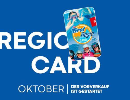 Regio Card Vorverkaufsstelle