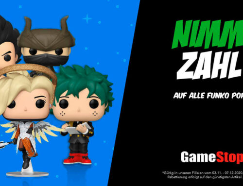 GameStopZiNG – Funko Pop!