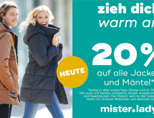 Mister*Lady – zieh dich warm an